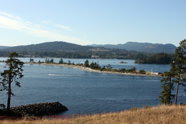 Sooke and its Bay